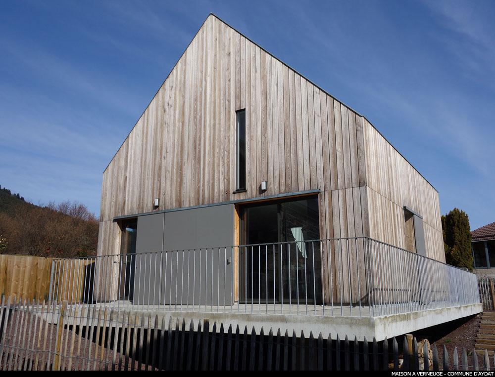 Maison En Bois Auvergne Fabulous Maison Ossature Bois Moderne Formidable Maison Moderne Terrain  # Maison Bois Auvergne