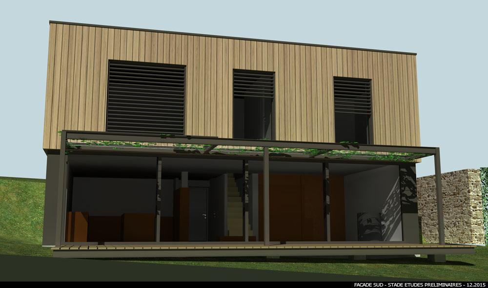 maison beton cellulaire maison mixte boisbton cellulaire. Black Bedroom Furniture Sets. Home Design Ideas
